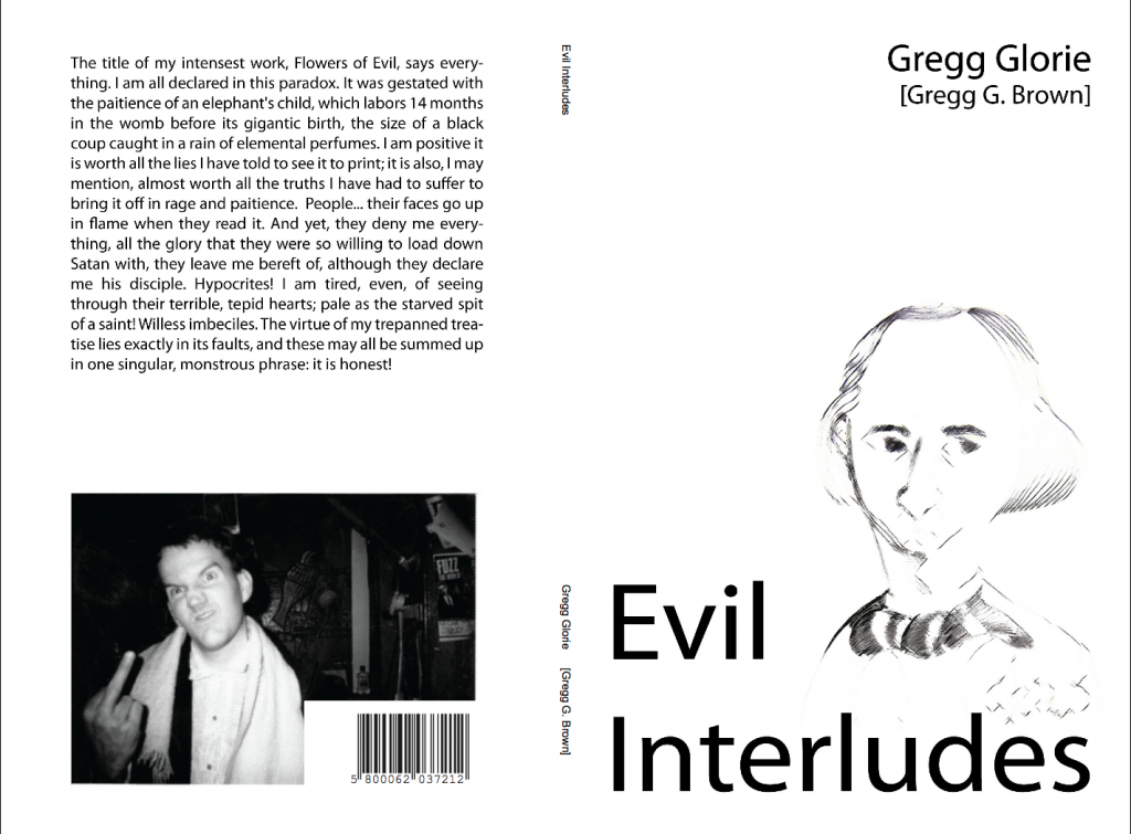 Evil Interludes (Cover Art)
